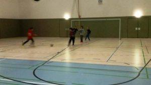Fussbal in der Lesenacht