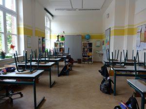 Klassenzimmer Kl. 3