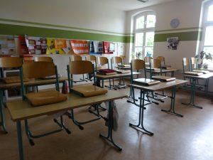 Klassenzimmer Kl. 5